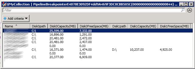 PowerCLI: Virtual Machine disk usage - Virtu-Al Net