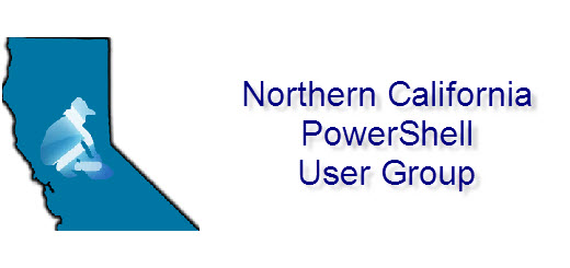 PowerShell User Group–Campbell–CA–Nov 5th